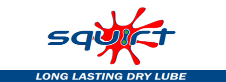 Squirt Lube - Long Lasting Dry Lube